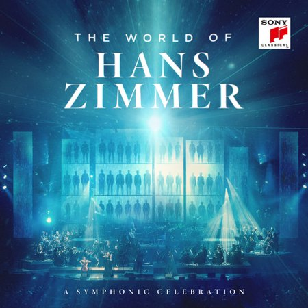 Worlds of Hans Zimmer (CD) (Best Hans Zimmer Scores)