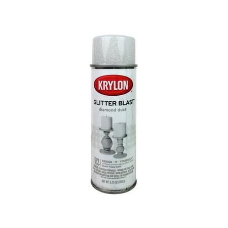 Krylon Glitter Blast Diamond Dust Paint, 5.75 Oz.