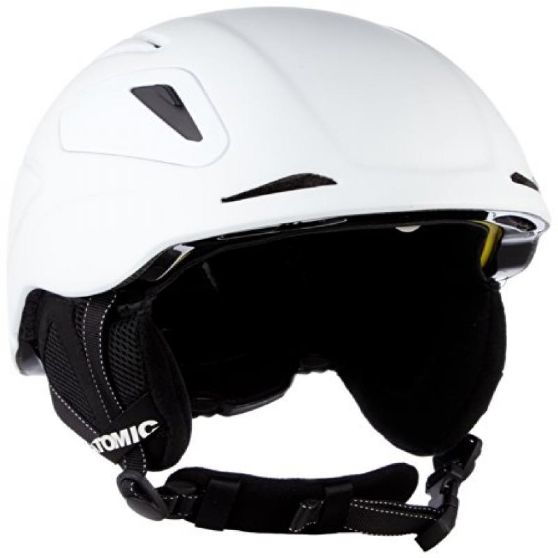 Atomic Mentor LF Helmet Medium White Matte by