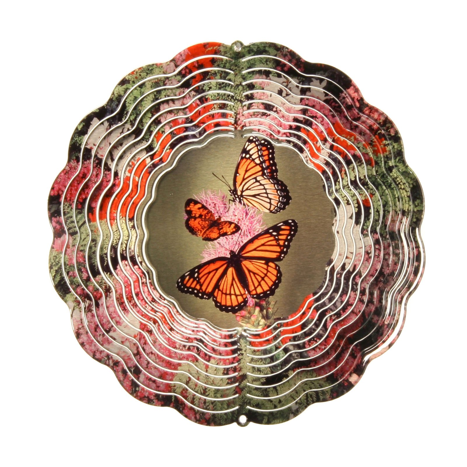 True IMage Butterfly Wind Spinner by Next Innovations
