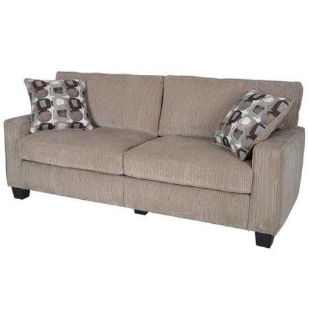 "Bowery Hill 73"" Sofa in Flagstone Beige"