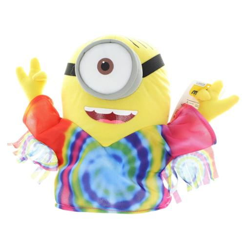 "Minions Movie Despicable Me 10"" Plush Stuart Peace"
