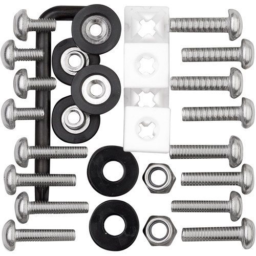 Cruiser Accessories Locking Fasteners, Ultimate Kit