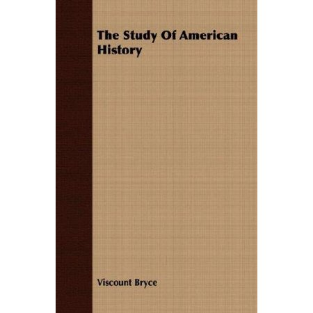 The Study Of American History - image 1 of 1