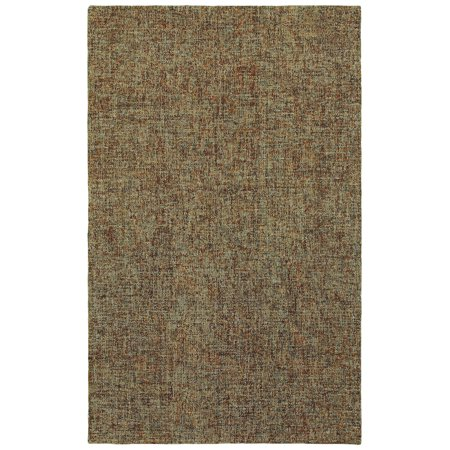 Sphinx Finley Area Rugs - 86003 Contemporary Brown Earthy Single-Color Monochrome Static Rug