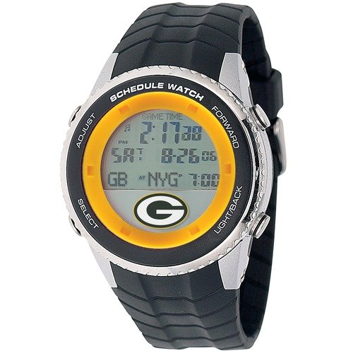 Game Time NFL-SW-GB Green Bay Packers Schedule Watch