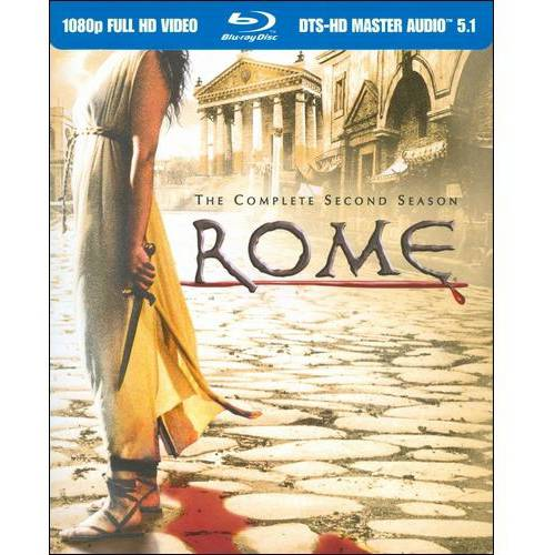 Rome: The Complete Second Season (Blu-ray)