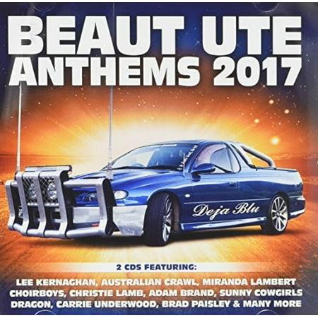 Various Artists - Beaut Ute Anthems 2017 / Various (CD) - image 1 de 1