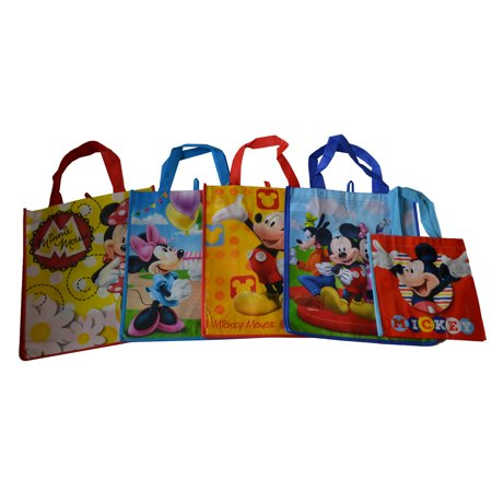 Mickey And Friends Reusable Grocery Tote (Friend Pets Tote Bag)