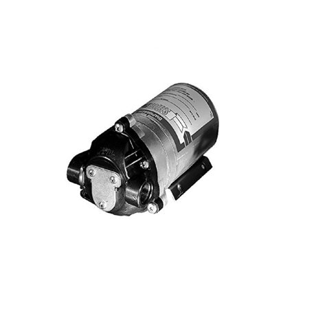 Low Flow Pump Heads - Shurflo 8005-952-480 RO Booster Pump - Monitors Water Pressure - High/Low flow applications with Low Power Draw