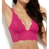 Women's Gossard 7718 Lace Deep V Bralette