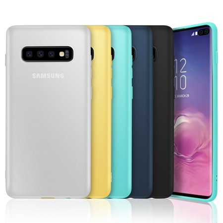Case For Samsung S10 Plus S10e Ultra Thin Shockproof Case Protective Case Cover