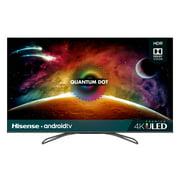 "Hisense 65"" Class Quantum 4K Ultra HD (2160P) HDR10 Android Smart LED TV (65H9F)"