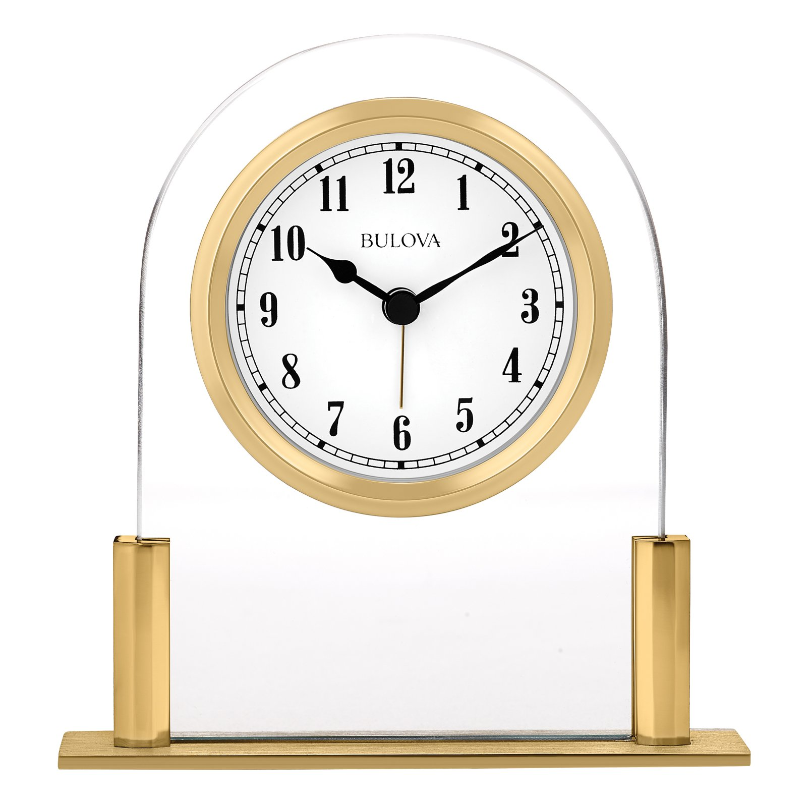 Bulova Colburn Table Clock