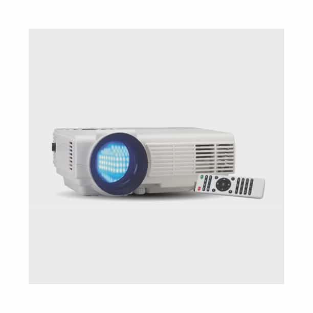 """RCA 2000 Lumens Home Theater Projector up to 150"""" RPJ136 - Manufacturer Refurbished"""