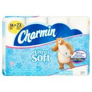 Charmin Ultra Soft Bathroom Tissue Double Rolls - 36 CT