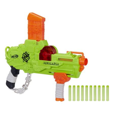 NERF Zombie Strike RevReaper Blaster