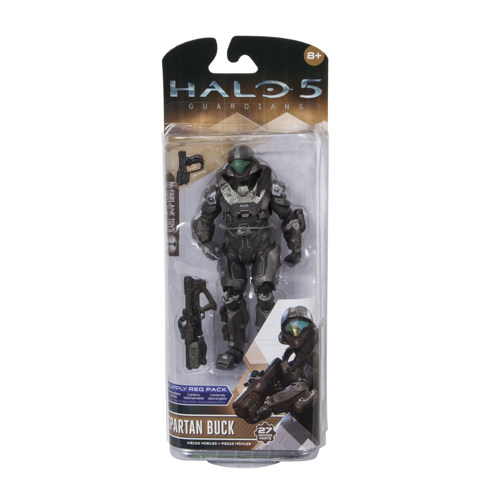 Mcf-halo 5 Guardians Series 2 Spartan Buck [6 Inch Figure] (TMP International Inc)