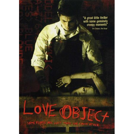 Love Object Movie Poster (11 x 17)
