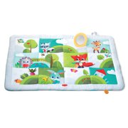 Tiny Love Super Mat - Large Baby Play Mat, Meadow Days