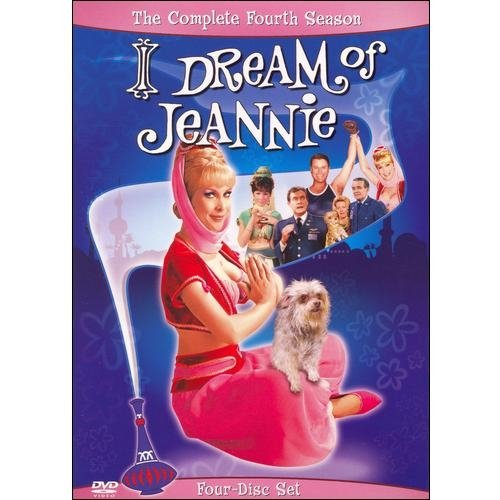 I Dream Of Jeannie: The Complete Fourth Season  (Full Frame)