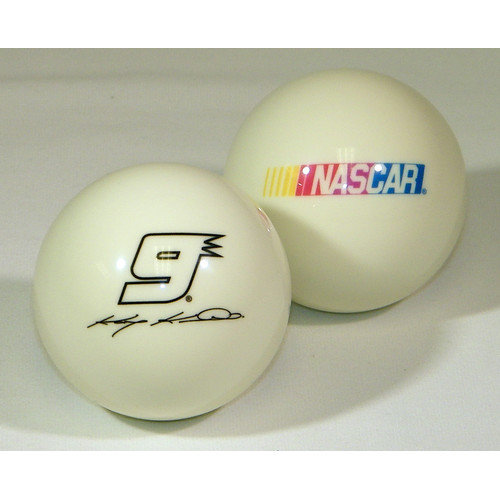 Wave 7 NASCAR Cue Ball (Set of 4)