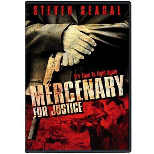 Mercenary For Justice (Widescreen)