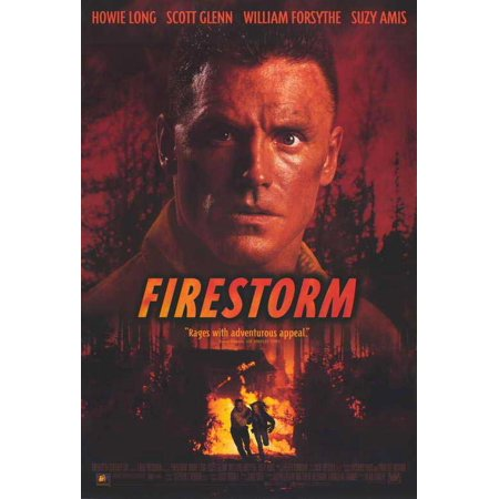 Firestorm Poster Movie B  27X40