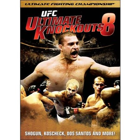 Ultimate Fighting Championships: Ultimate Knockouts, Vol. 8 (Brock Lesnar Versus Cain Velasquez Full Fight)