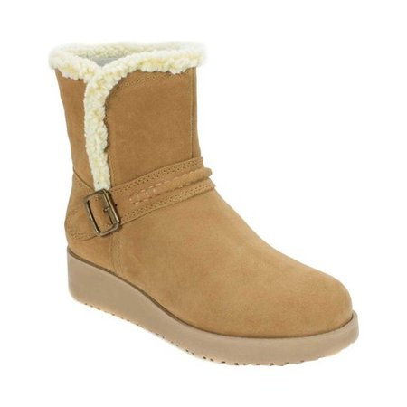 women's white mountain caper winter boot