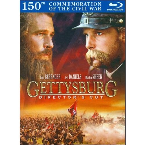 Gettysburg (Director's Cut) (Blu-ray Book) (Widescreen)