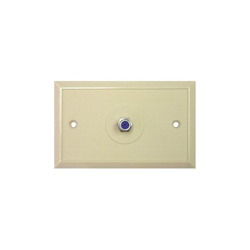 EAGLE ASPEN 500272 3GHz Wall Plate (Ivory)