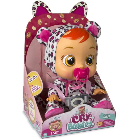 Cry Babies Lea Doll (Baby Crying Mask)