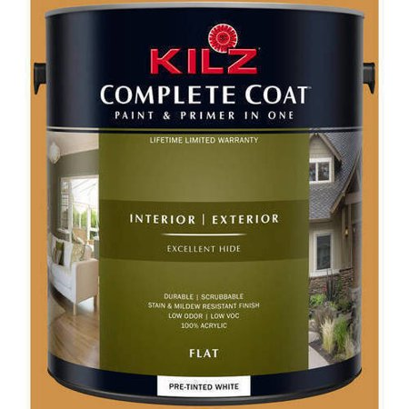 KILZ COMPLETE COAT Interior/Exterior Paint & Primer in One #LD280-02 Vintage Find