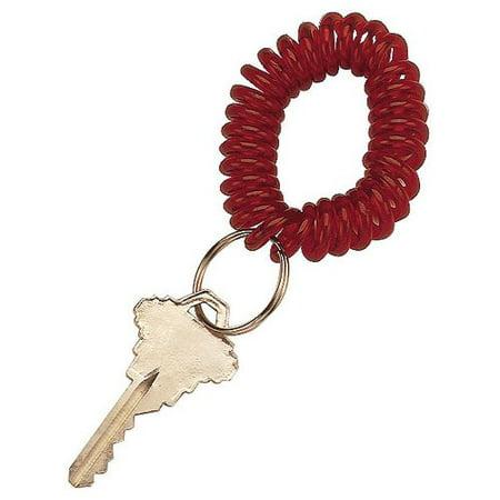 Custom Accessories Products Wrist Coil Key Chain](Custom Key Chain)