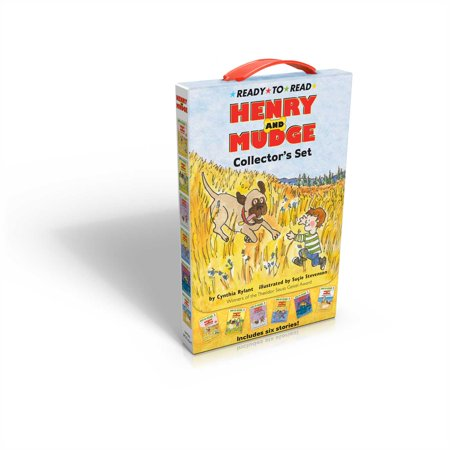 Henry and Mudge Collector's Set : Henry and Mudge; Henry and Mudge in Puddle Trouble; Henry and Mudge in the Green Time; Henry and Mudge under the Yellow Moon; Henry and Mudge in the Sparkle Days; Henry and Mudge and the Forever