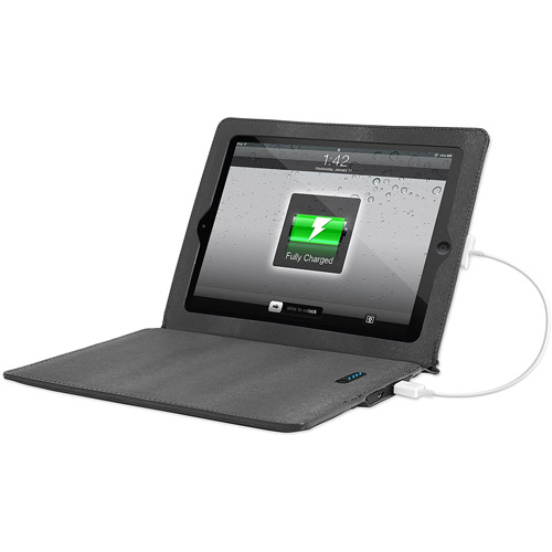 Justin Power Rechargeable Power Case for Apple iPad 2-4 and 10