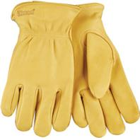 UNLINED GRAIN DEERSKIN DRIVER GLOVE