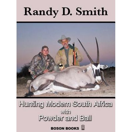 Hunting Modern South Africa with Powder and Ball - eBook (African Hunting Videos)
