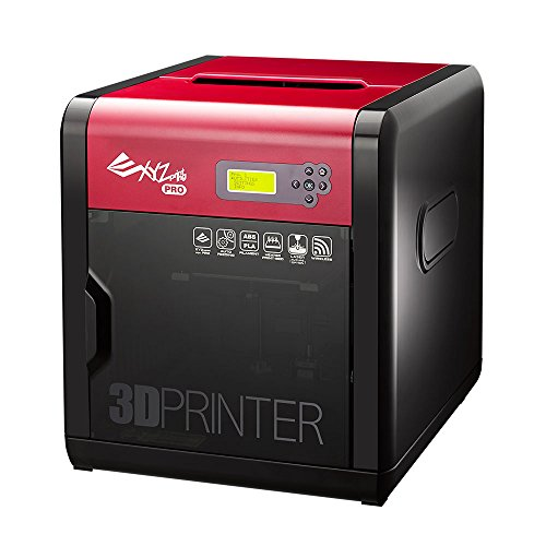 "Xyz Printing da Vinci 1.0 Pro. 3D Printer/ Upgradable Laser Engraver - 7.8"" x 7.8"" x 7.8"" Built Volume"
