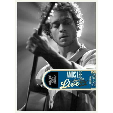 Amos Lee - Live From Austin Tx [DVD]
