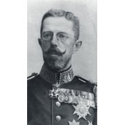 Gustaf V Oscar Gustaf Adolf 1858 To 1950 King Of Sweden From The Illustrated War News Published 1914 Stretched Canvas - Ken Welsh  Design Pics (11 x 19)