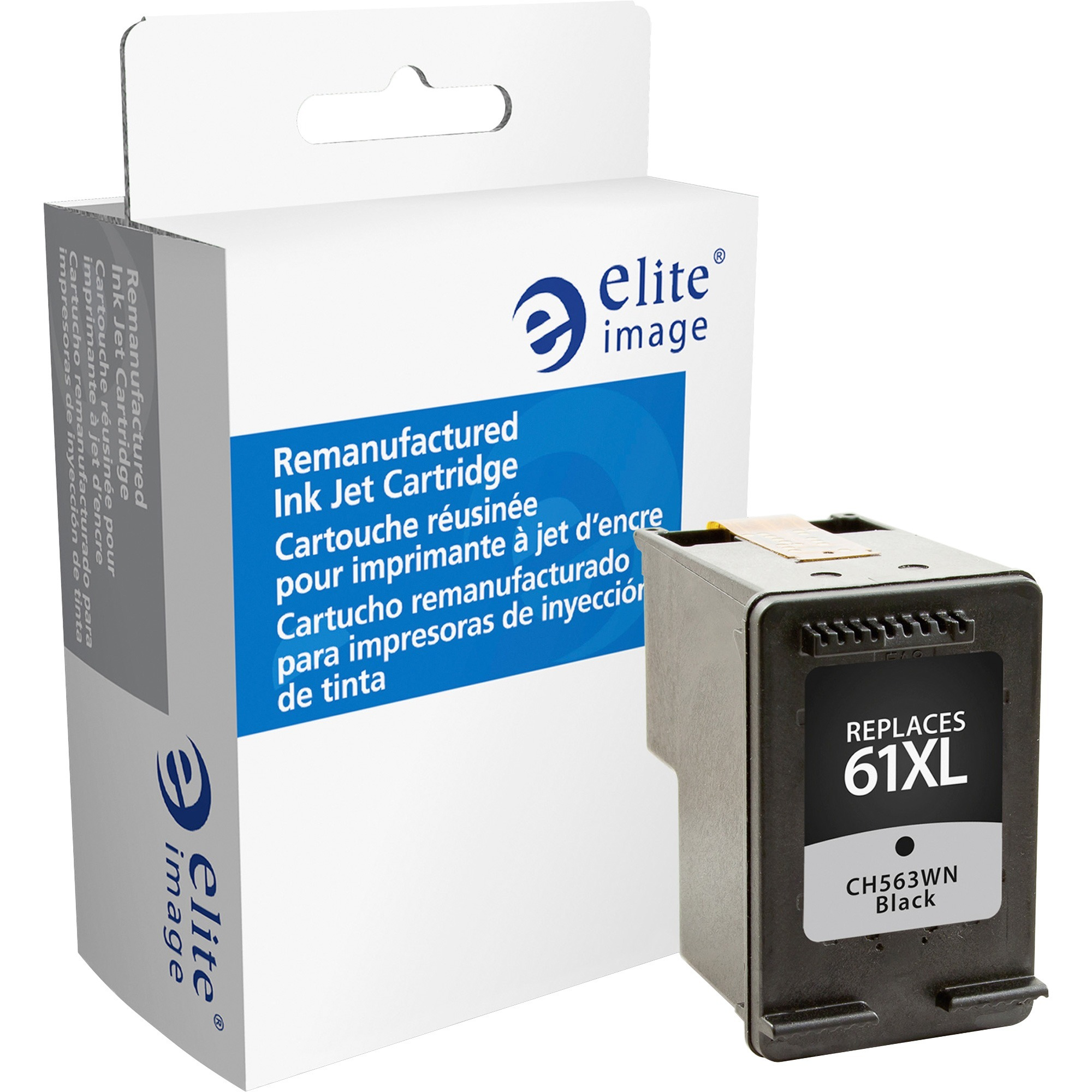 Elite Image, ELI75803, 75803 Remanufactured Ink Cartridge, 1 Each