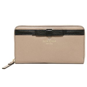 Kate spade long purse PWRU3940-178 COBBLE HILL BOW LACEY WARMPUTTY $198