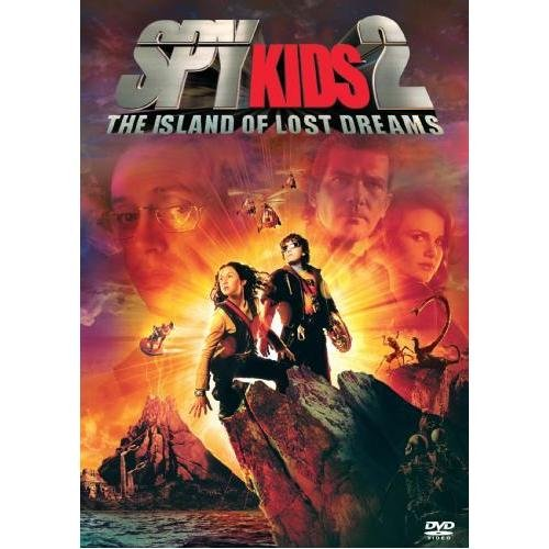 Spy Kids 2: The Island Of Lost Dreams (Widescreen)
