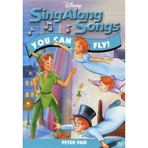 Disney's Sing-Along Songs: Peter Pan - You Can Fly! (Full Frame)