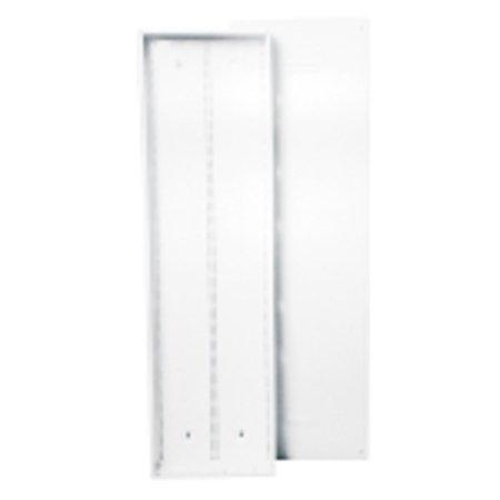 Channel Vision - C-0150E - Channel Vision 50 inch Structured Wiring Panel - Cable (Structured Wiring Panels Electronics)