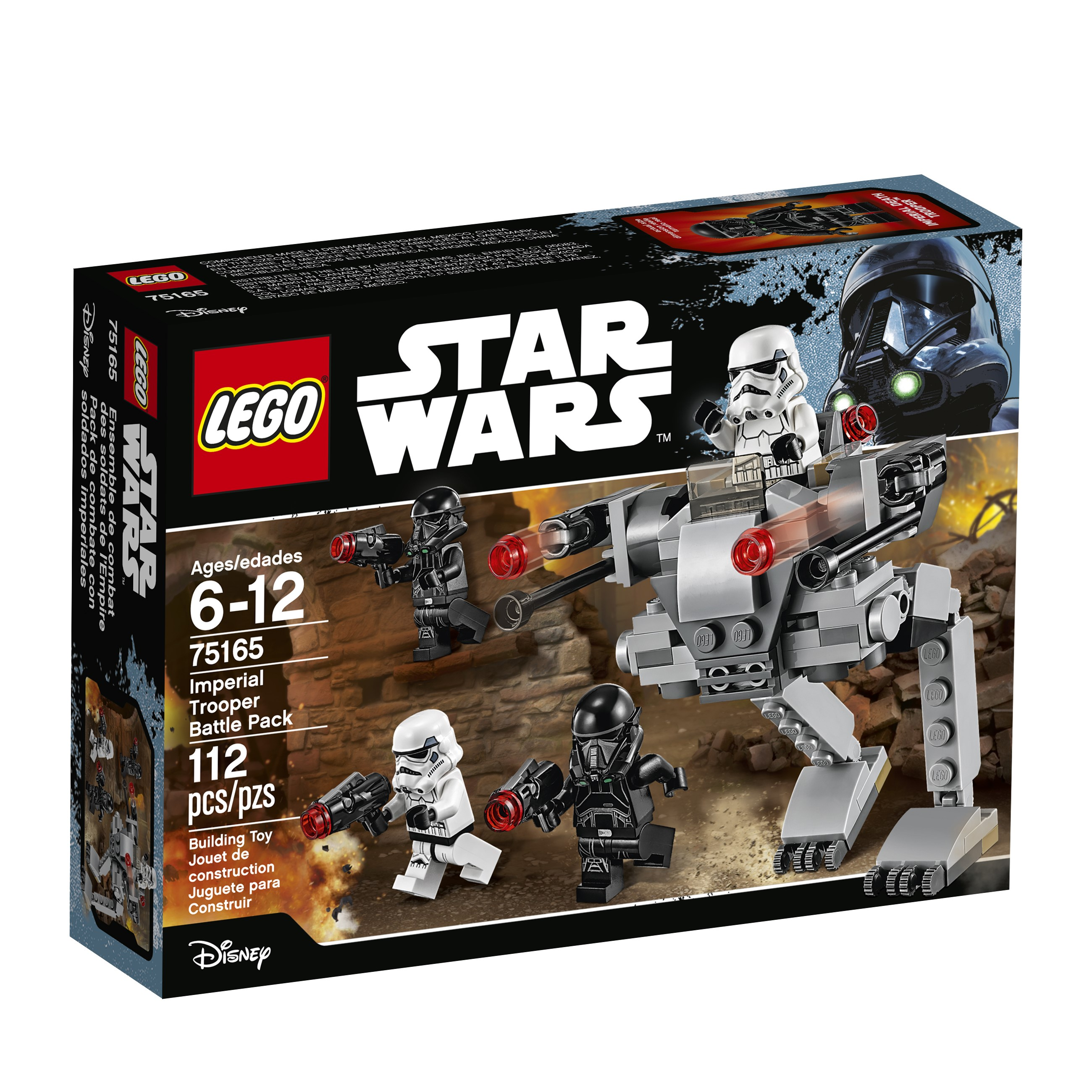 Star Battle Pack 75165 Imperial Trooper Lego Wars dtCQhsr