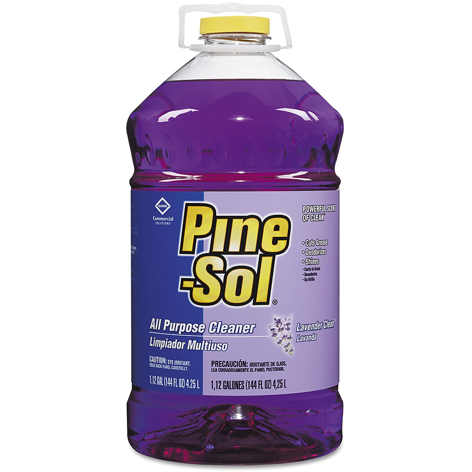 Pine-Sol Lavender Clean All-Purpose Cleaner, 144 fl oz