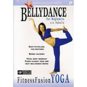 Bellydance Fitness Fusion: Yoga For Beginners (Full Frame, Widescreen) by GOLDHIL HOME MEDIA INT L